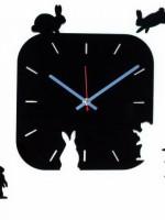 Часы_поляна зайцев