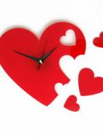 Часы_сердечки